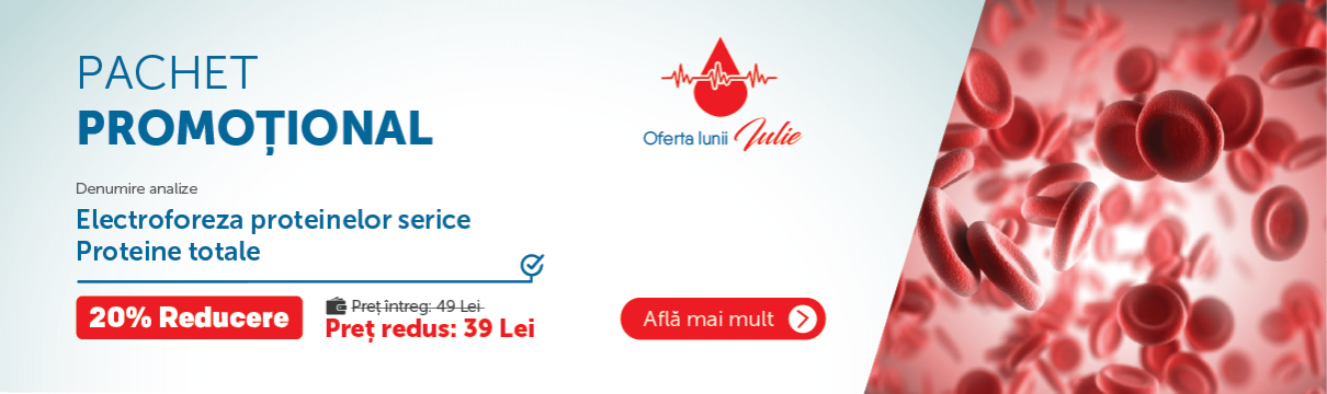 Clinica Sante Oferta Lunii Iulie 2020